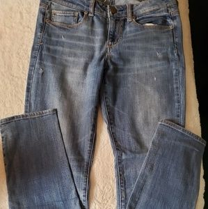 American Eagle Outfitter Denim Skinny Jeans